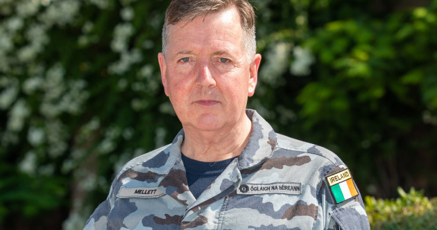 Outgoing head of Defence Forces says Government cuts to military have caused 'frustration'