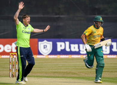 South Africa picked up a comfortable win in the second game of a three-match series.