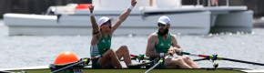 McCarthy and O'Donovan make history with gold medal in Tokyo