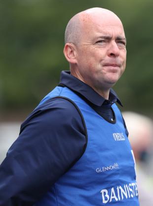 Longford boss Padraic Davis.