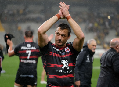 South Africa and Toulouse forward Rynhardt Elstadt.