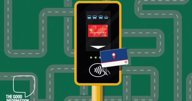 Can I tap? Contactless and smartphone payments planned for public transport in next three years