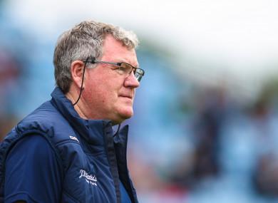 Terry Hyland resigned as Leitrim boss.