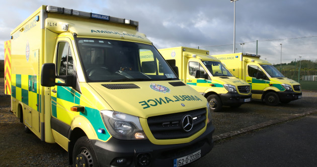 Ireland's ambulance crisis: 'There are units going from hundreds of kilometres away to get to Dublin'
