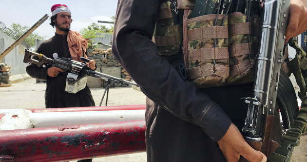 'We fear what is coming': Women in Kabul speak out as Taliban takes back control