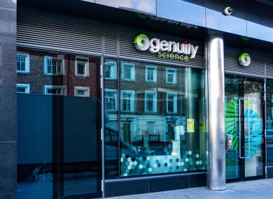 Genuity Science have been in the news in recent years due to consent controversies.