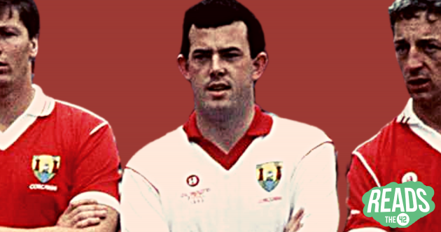 Family man and footballer: in memory of the Cork star who 'had no peer'