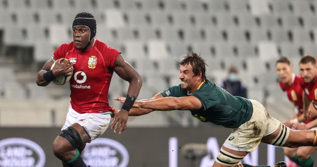 As it happened: South Africa v British & Irish Lions, third Test