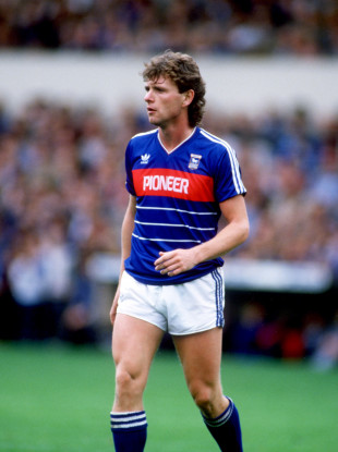 Kevin O'Callaghan pictured during his Ipswich days.