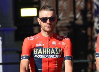 Damiano Caruso (file pic).