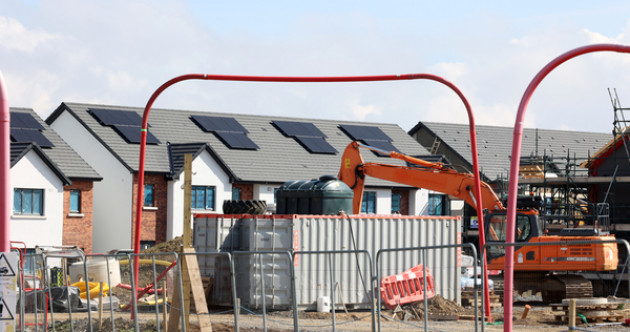 Government's housing plan aims to deliver 300,000 new homes by 2030