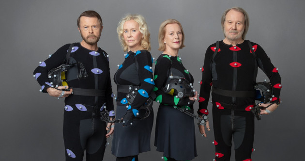 Abba have just released new music for the first time in 40 years - have a listen