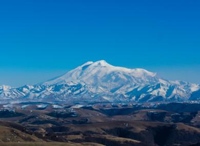 Mount Elbrus is located in Russia's North Caucasus region.