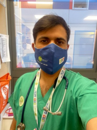 Paediatric doctor Mohsin Kamal has been campaigning on the issue.