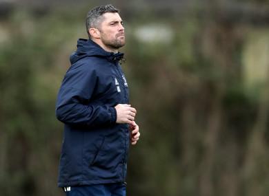 Former Leinster and Ireland fullback Rob Kearney.