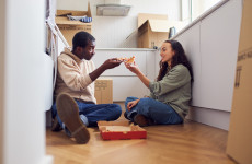 First time home buyer? Why not have your first meal in your new home on us?