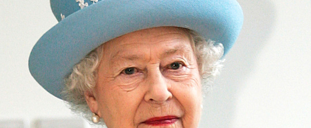 Queen Elizabeth II during a previous visit to Northern Ireland in 2012.