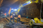 Workers are upgrading tracks in Cork until Tuesday October 26th.