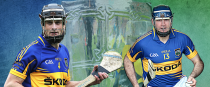 Mullinahone's Paul Curran and Eoin Kelly.