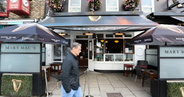 The return of the bar: Pub groups happy as new hospitality rules emerge
