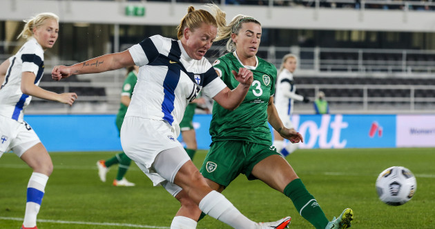 As it happened: Finland v Ireland, World Cup qualifier