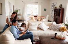 'Focus on flexibility': How to design a multi-purpose living area in your new home, according to the experts