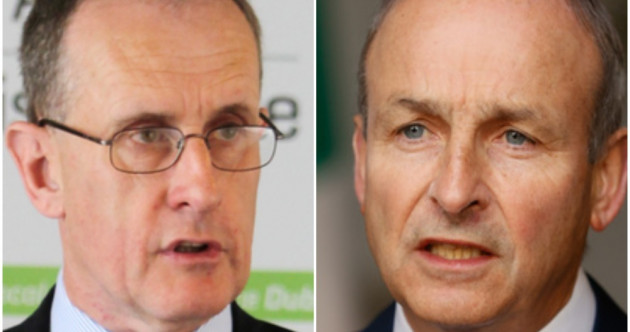 Taoiseach says Dublin City Council CEO Owen Keegan should withdraw comments on student housing